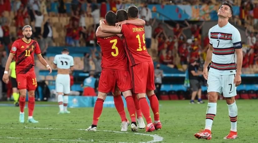 Евро-2020. Роналду ва Португалия мусобақани тарк этди (фото)