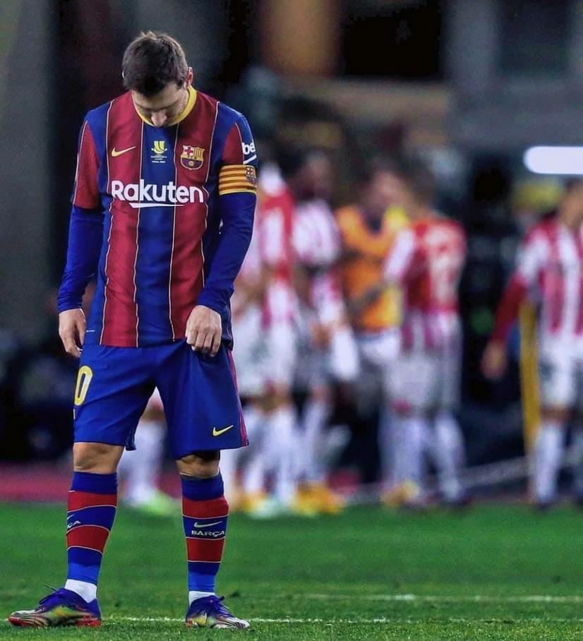 «Барселона» Испания Суперкубоги финалида «Атлетик Б»га мағлуб бўлди