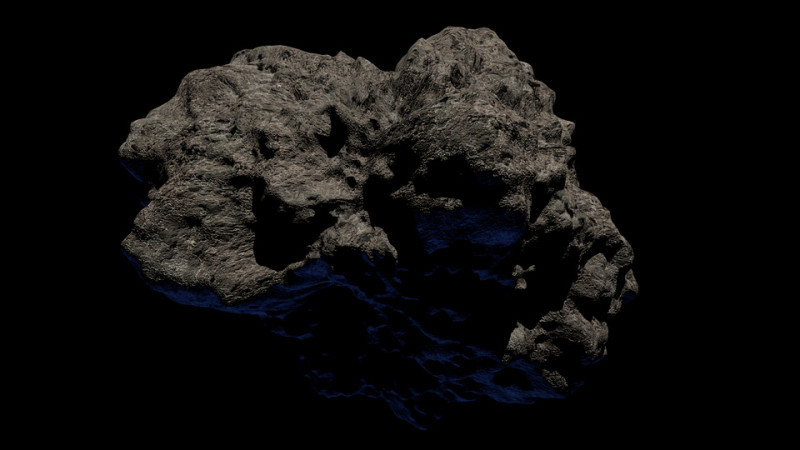 Ерга астероид яқинлашмоқда