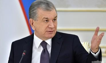 Шавкат Мирзиёев: