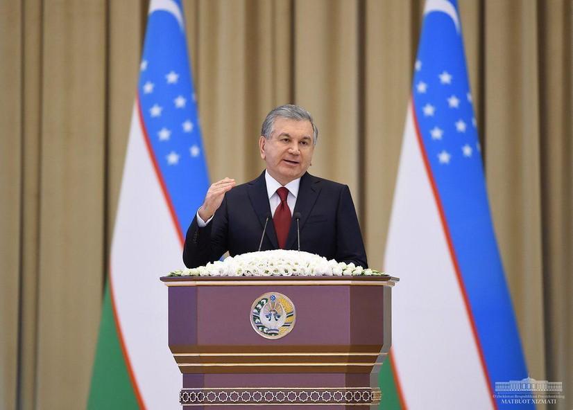 Shavkat Mirziyoyev 3 nafar jadidlarni «Buyuk xizmatlari uchun» ordeni bilan taqdirladi