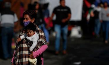 Meksika koronavirus qurbonlari salmog'i bo'yicha uchinchi o'ringa ko'tarildi