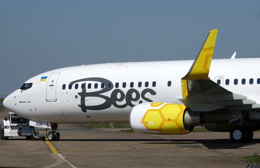 Украинанинг Bees Airline лоукостери Киевдан Самарқандга қатнай бошлади