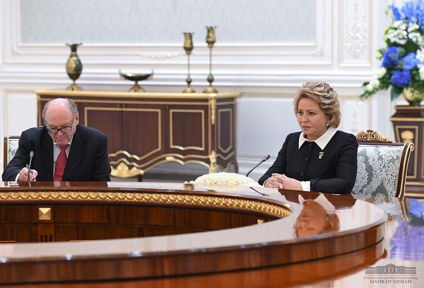 Босим остидаги Ўзбекистон: Россия босими