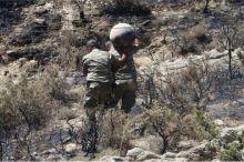 Суриядан отилган ракета Тошкент қишлоғи яқинига қулади
