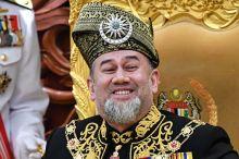 Малайзиянинг собиқ қироли Москва гўзали билан ажрашди