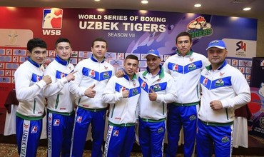 «Uzbek Tigers» жамоаси тарқатиб юборилди