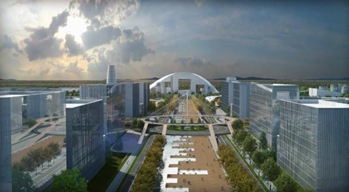 Singapur kompaniyasi Toshkent viloyatida