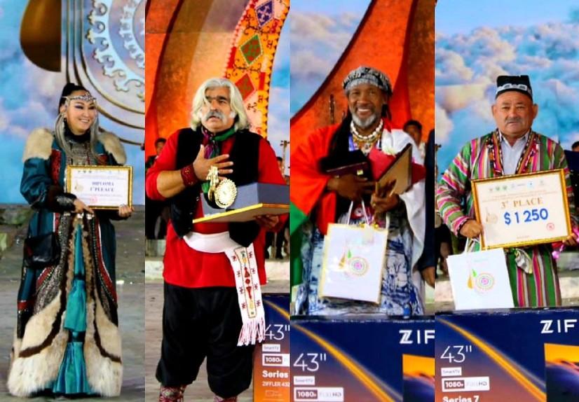 II-Халқаро бахшичилик санъати фестивали ғолиблари аниқланди