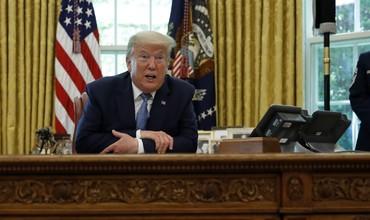 Трамп коронавирусга қарши дори ичаётганини маълум қилди