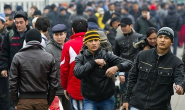 Россия меҳнат мигрантларини олиб киришнинг махсус механизмини яратди
