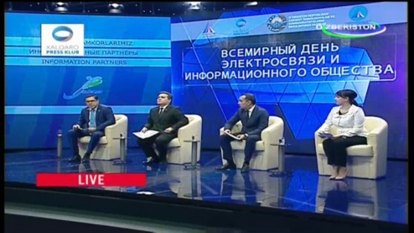 Ўзбекистон телевидениесида жонли эфирлар бекор қилинди