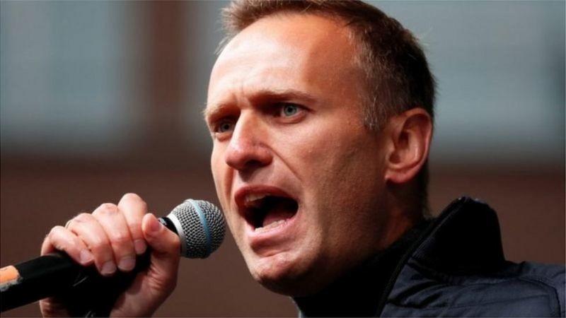 Германия Мудофаа вазирлиги: Навальний