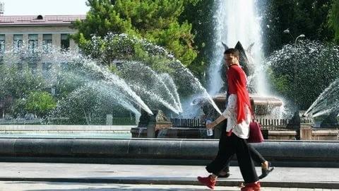 Эртага Ўзбекистонга 41 даражадаги иссиқ об-ҳаво қайтади