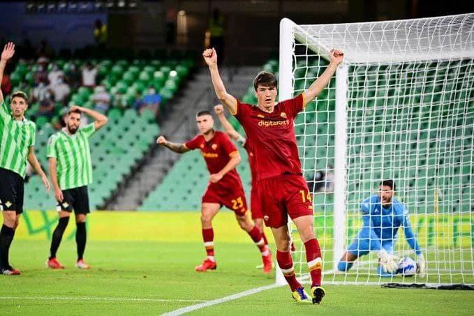 Shomurodov gol va assist qayd etgan o'yinda