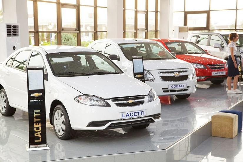 «UzAuto Motors» автомобил ишлаб чиқаришни кўпайтирди