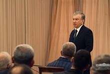 """""""Odamlar prokurorlarga o'g'riga qaragandek qaramasligi kerak"""" — Shavkat Mirziyoyev"""