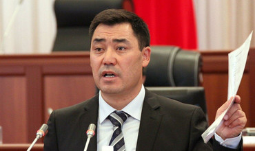 Мухолифатчи Жапаров Қирғизистон Бош вазири бўлди
