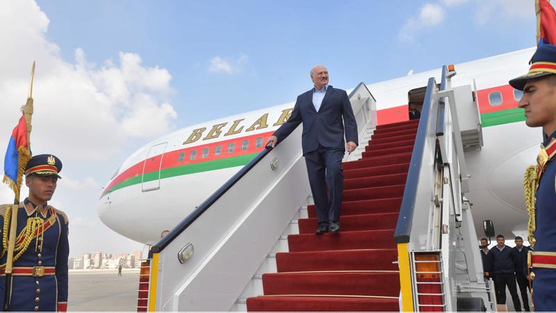 Германияда техниклар Лукашенконинг самолётига хизмат кўрсатишдан бош тортдилар