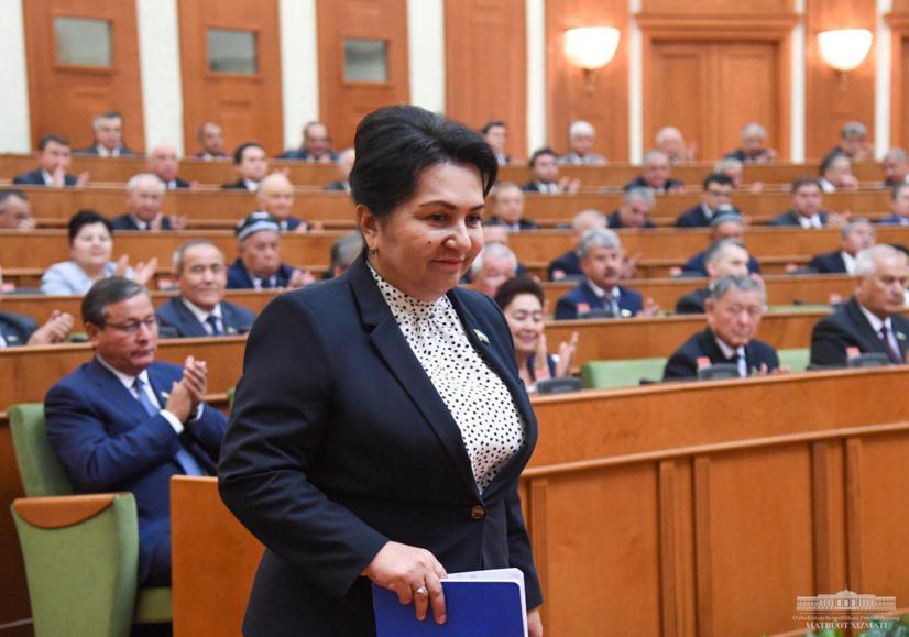 Ўзбекистон парламенти аёл депутатлар сони бўйича дунёда нечанчи ўриндалиги маълум бўлди