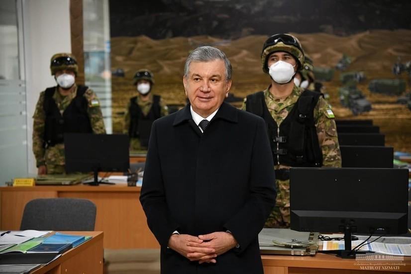 Шавкат Мирзиёев меҳнат таътилидан қайтди. Президент бугун Жиззахда