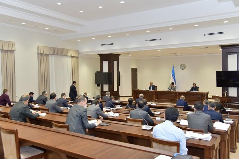 Senatning to'qqizinchi yalpi majlisi 20 noyabr kuni chaqiriladi