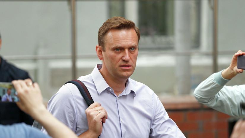 Навалний Россияга қайтаётганлигини маълум қилди