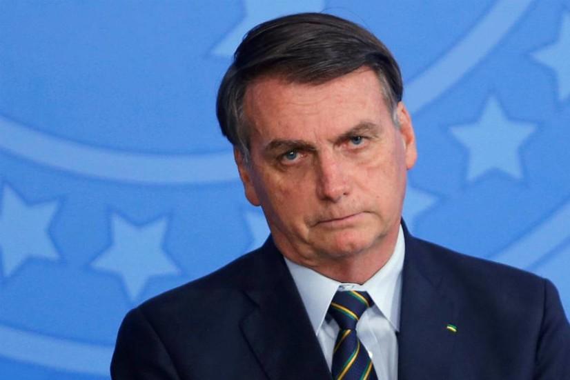 Бразилия президенти махфий маълумотларни ошкор қилишда айбланмоқда