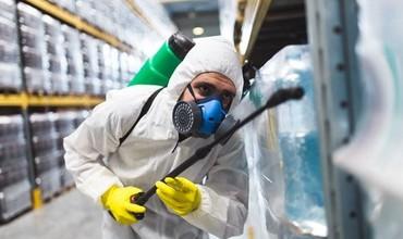 ИИВ сохта дезинфекторларни уйга киритмасликни сўради