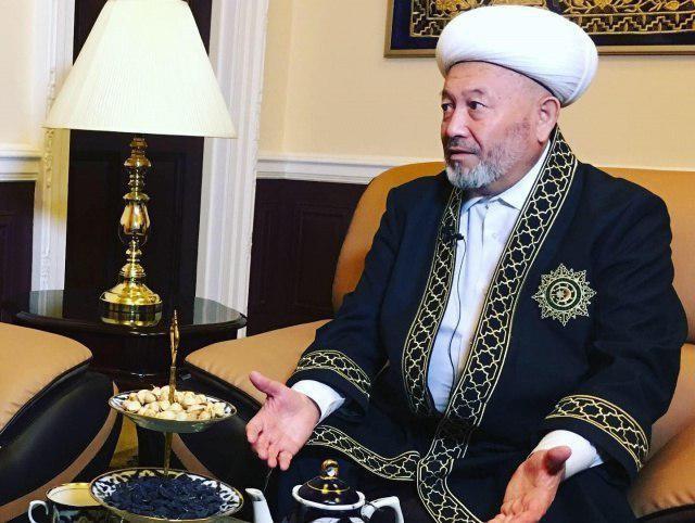Муфтий Усмонхон Aлимов вафот этди