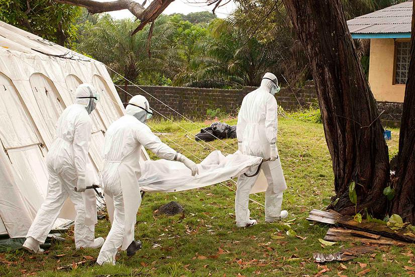 Африкада 13 киши эболадан вафот этди