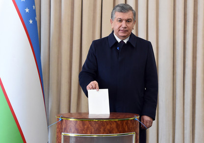 Ўзбекистонда президент сайловлари икки ой олдинга сурилиши мумкин