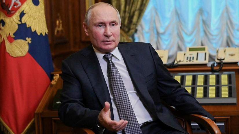 """""""SSSR parchalanmaganda..."""" – Putin bahsli mavzuda fikr bildirdi"""
