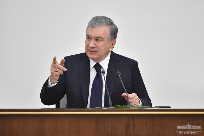 «Самарқанд марказини кўчирамиз» — Президент
