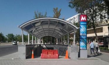 Бугундан Тошкент метросининг 17 та бекатидаги кириш қисмлари ёпилди