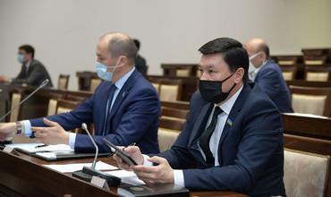Сенаторлар Хоразмда янги туман ташкил этиш масаласини кўриб чиқди