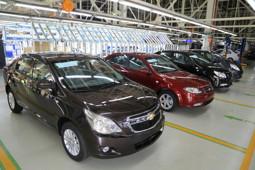 UzAuto Motors автомобиллар нархини 3 млндан 19 млн сўмгача тушириши мумкин