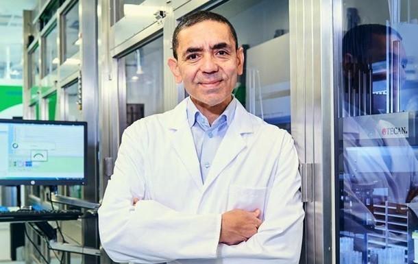Коронавирусга қарши вакцина яратган BioNTech компанияси раҳбари дунёдаги энг бой 500 одам қаторига кирди