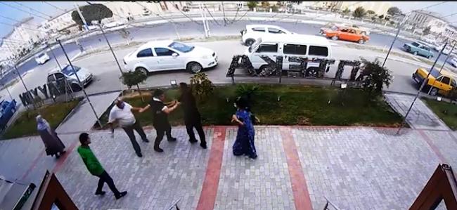 Наманганда прокуратура ходими аёл кишига куч ишлатгани айтилмоқда