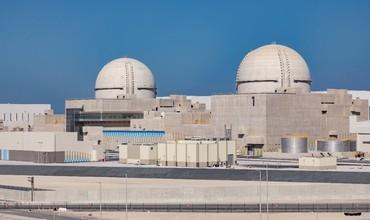 БАА араб дунёсида биринчи АЭСни ишга туширди