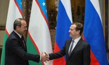 Россия бош вазири Дмитрий Медведев Ўзбекистонга ташриф буюради