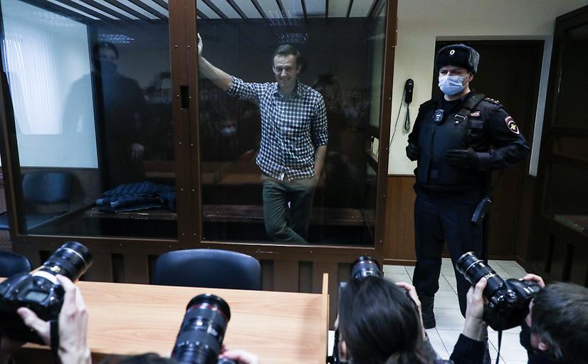 Суд Навалнийга нисбатан туҳмат иши бўйича 850 минг рубл миқдорида жарима солди