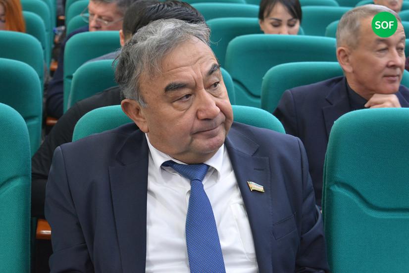 Борий Алихонов Сенатдаги янги қўмита раиси этиб сайланди