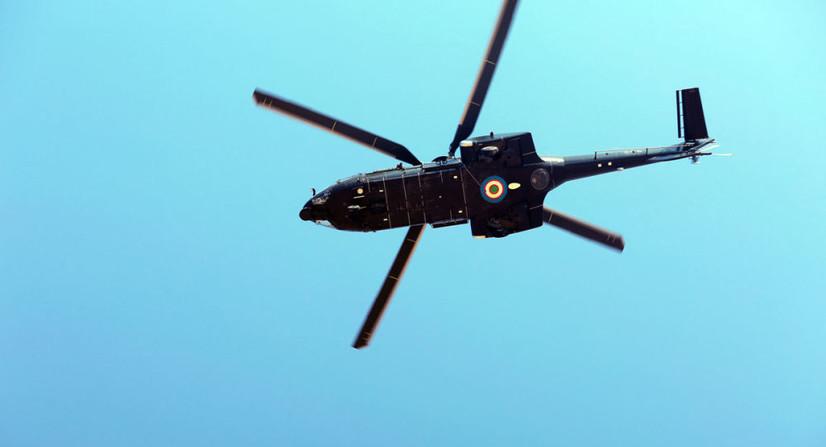 Тошкент йўллари патруль вертолётлар ёрдамида назорат қилинади