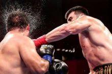 Ўзбекистонлик боксчининг рақиби жангдан бош тортди