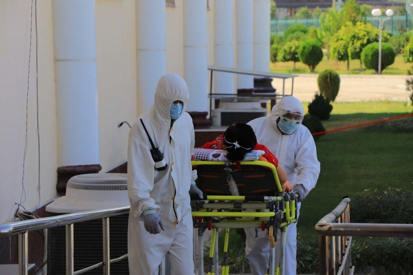 Ўзбекистонда коронавирус қайд этилганлар сони 41 787 нафарга етди