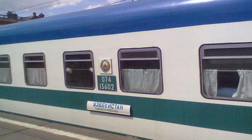 Россиядан Ўзбекистонга навбатдаги махсус поездлар қатнови йўлга қўйилмоқда