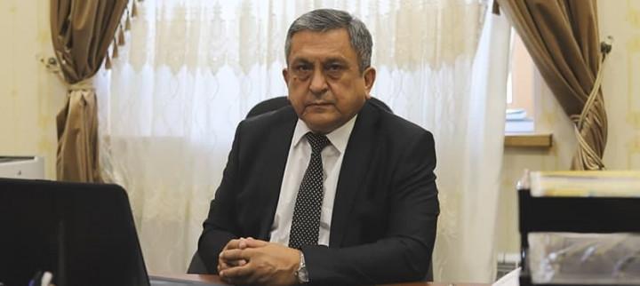 Шаазим Шоисламович Миноваров Президент маслаҳатчиси этиб тайинланди