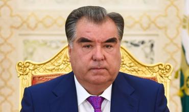 Эмомали Раҳмон 90,9% овоз билан Тожикистон президентлигига қайта сайланди
