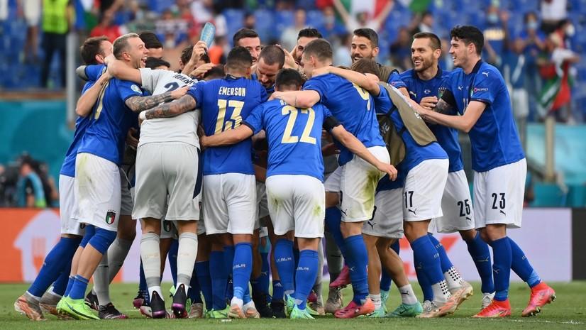 Евро-2020. Италия ва Испания ўйинида ғолиб пенальтилар сериясида аниқланди